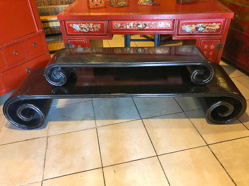 Chińskie ławki