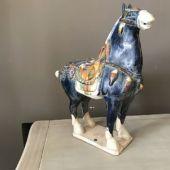 Koń terakotowy