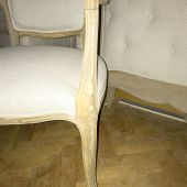 fotel jasny
